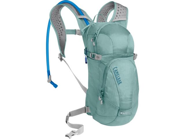 CamelBak Magic Pack Hidratación 5l+2l Mujer, mineral blue/blue haze